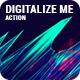 Digitalize me Photoshop Action - GraphicRiver Item for Sale