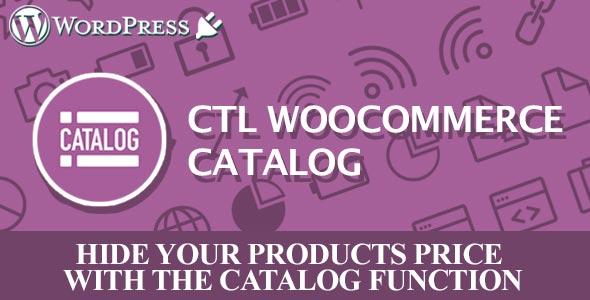 CTL Woocommerce Catalog