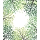 Green Trees with Leaves - GraphicRiver Item for Sale