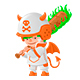 Halloween Demon Costume Children - GraphicRiver Item for Sale