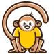 Monkeys Logo - GraphicRiver Item for Sale
