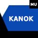 Kanok - Responsive Portfolio Template - ThemeForest Item for Sale