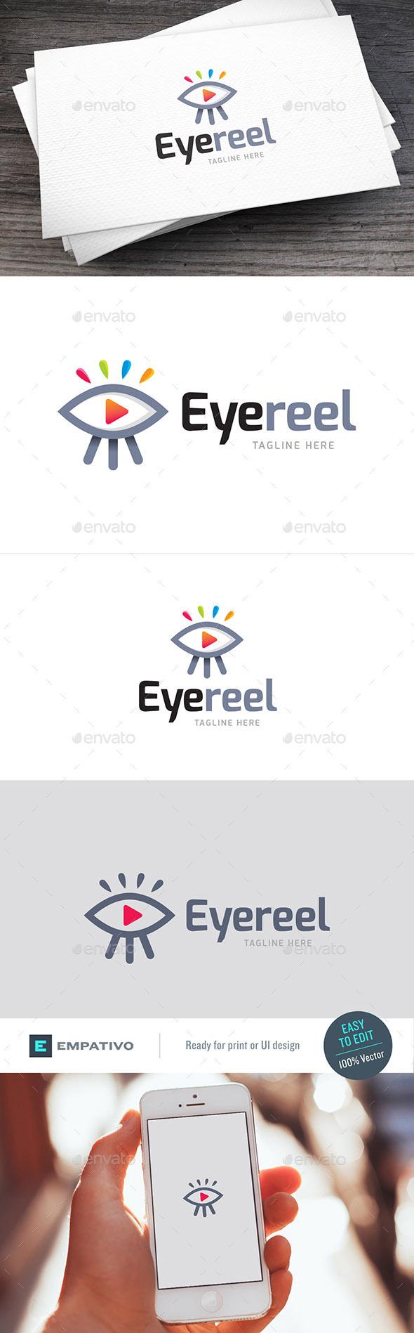 Eyefilms Logo Template
