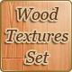 Wood Texture Set - GraphicRiver Item for Sale