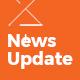 News Update || Newspaper Blog Template - ThemeForest Item for Sale