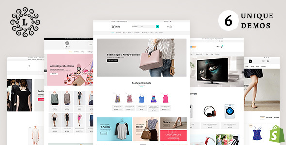 Lush - Multipurpose Shopify