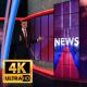 News Virtual Studio Set - VideoHive Item for Sale