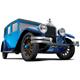 Vintage 4-door Sedan - GraphicRiver Item for Sale