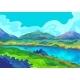 Landscape, Vector Illustration - GraphicRiver Item for Sale