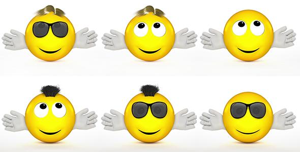 Emoji Logo Reveal