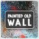 Painted Old Wall Backgrounds - GraphicRiver Item for Sale