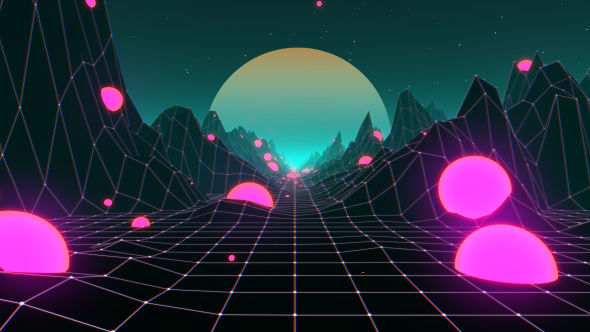 Vaporwave Video Effects & Stock Videos from VideoHive