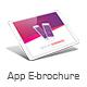 Mobile App E-brochure - GraphicRiver Item for Sale
