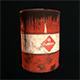 Old Rusty Oil Barrel - 3DOcean Item for Sale