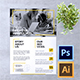 Creative Corporate Flyer Vol. 04 - GraphicRiver Item for Sale
