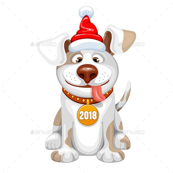 Happy Small Dog