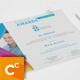 Modern Certificate v9 - GraphicRiver Item for Sale