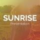 Sunrise PowerPoint Presentation - GraphicRiver Item for Sale