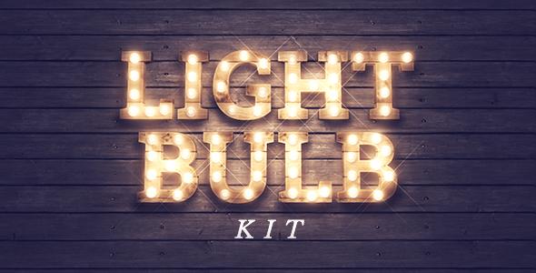Videohive   Light Bulb Kit Free Download free download Videohive   Light Bulb Kit Free Download nulled Videohive   Light Bulb Kit Free Download