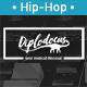 Hip-Hop Urban Background
