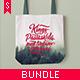 Canvas Tote Bag Mock-up Bundle - GraphicRiver Item for Sale
