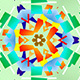 Animated Kaleidoscope Photoshop Add-on - GraphicRiver Item for Sale