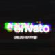 Elegant Glitch Logo Intro - VideoHive Item for Sale