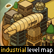 Steampunk Industrial Level Map - GraphicRiver Item for Sale