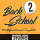 Back 2 School Broadcast Pack - VideoHive Item for Sale