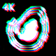 Grunge Glitch Logo - VideoHive Item for Sale