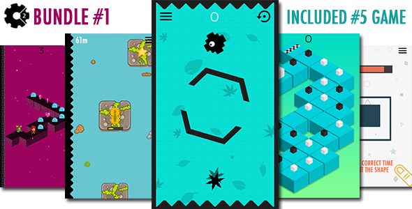 5 Construct Game Bundle 1 Download