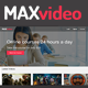 Responsive Video Courses Subscription - MAXvideo - CodeCanyon Item for Sale