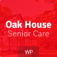 Oak House - Senior Care, Retirement, Rehabilitation WordPress Theme - ThemeForest Item for Sale