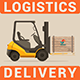 Logistics and Delivery Vector Pack - GraphicRiver Item for Sale