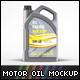 Motor Oil Gallon Mockup - GraphicRiver Item for Sale