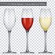Wine Glasses. - GraphicRiver Item for Sale