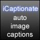 iCaptionate: automatic image captions