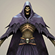 Game Ready Fantasy Skeleton Death Lord - 3DOcean Item for Sale