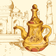 Arabic Logo 3