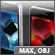Sleek Touchscreen Smart Phone - 3DOcean Item for Sale