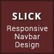 Slick - Responsive Navbar Design - CodeCanyon Item for Sale