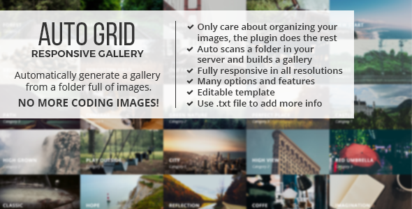 Codecanyon | Auto Grid Responsive Gallery Free Download #1 free download Codecanyon | Auto Grid Responsive Gallery Free Download #1 nulled Codecanyon | Auto Grid Responsive Gallery Free Download #1