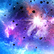 Flying In Space - VideoHive Item for Sale