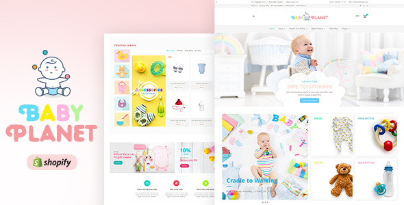 Baby Planet | Kids Toys Shopify