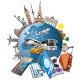 Travel and Journey - GraphicRiver Item for Sale