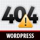 5sec Proper 404 - CodeCanyon Item for Sale