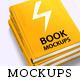 Book Mockups / 10 Different Images - GraphicRiver Item for Sale