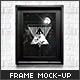 Poster Frame Mock-Up - GraphicRiver Item for Sale
