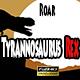 Dinosaur Tyrannosaurus Rex, Roar Loop - VideoHive Item for Sale