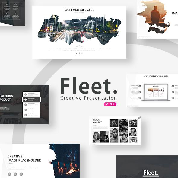 Fleet - Powerpoint Template
